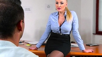 Russian Femme Fatale Kayla Callow is a Perfect Sexual Counsellor