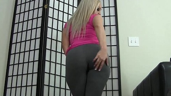 Check out the how new yoga panties I just got JOI