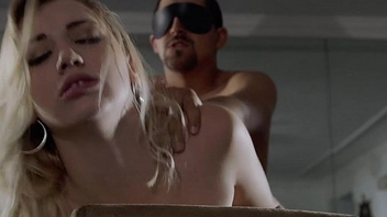 TeenPies - Teen Filled up By BlindFolded Step-Dad