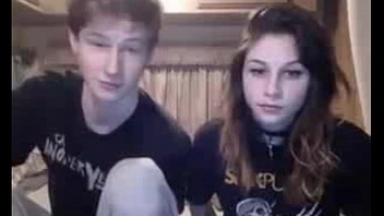 College Boy Acquire his Horny Girl on Webcam- See more here sexycams24.eu