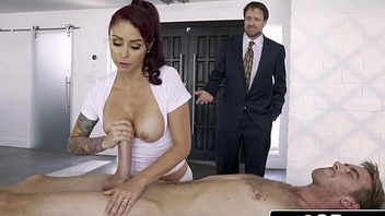 Bored Housewife Monique Alexander Sets Up Cross Home Spa