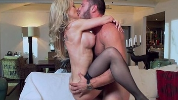 Mature Lovely Milf (brandi love) Act Like A Pro On Huge Hard Cock clip-09