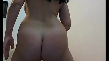 Indian Bhabhi Helter-skelter Hot Curved Ass Ready For Anal Sex