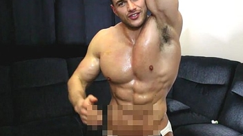 Bodybuilder cum is good for you!