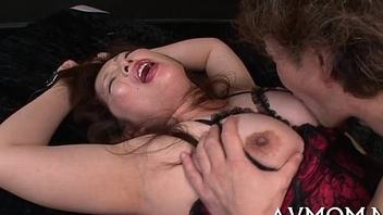 Filled to the gunwales mommy gets teased
