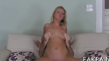 Sexy pussy deployment with wild playgirl