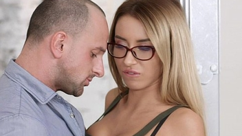 Boss tube8 bonks youporn his xvideos nerdy assistant Anna Thorne teen-porn