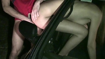 Extreme PUBLIC sex gangbang with hot Kitty Jane