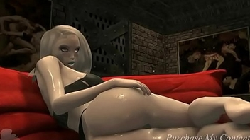 Lady Death'_s Amusement View more animation videos - befucker.com