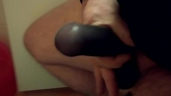 Black stocking cum