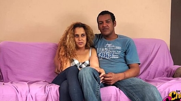 Interracial couple be captivated by in cam