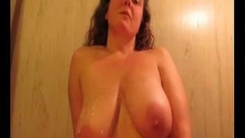 Massive Big-Boobed Amateur BBW Milf Indiscretion And Knocker Fuck
