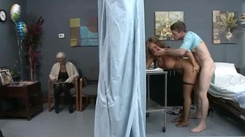 Sex Adventures Between Doctor And Beauty Sluty Patient (richelle ryan) video-20